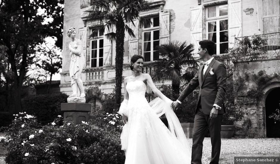 Le mariage de Mickaël et Juliette à Buzet-sur-Tarn, Haute-Garonne