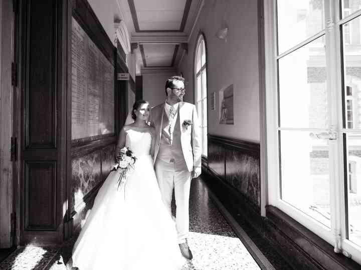 Le mariage de Stéphanie et Quentin