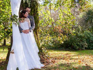 Le mariage de Sandra et Cyril