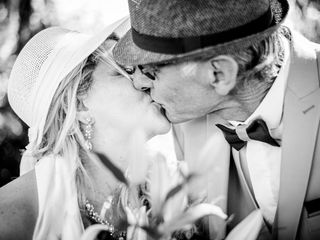 Le mariage de Yolha et Eric