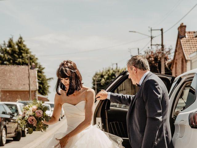 Le mariage de Xavier et Céline à Famars, Nord 3