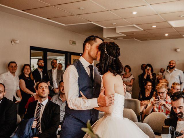 Le mariage de Xavier et Céline à Famars, Nord 5