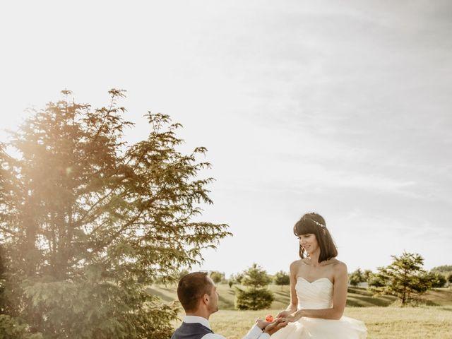 Le mariage de Xavier et Céline à Famars, Nord 30