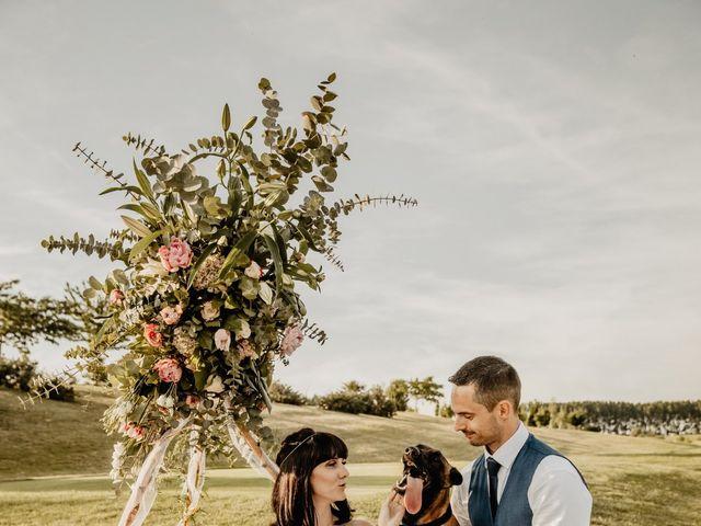 Le mariage de Xavier et Céline à Famars, Nord 43