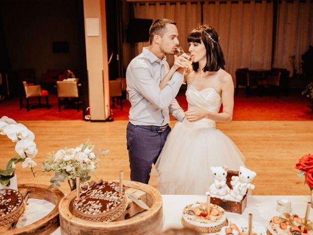 Le mariage de Xavier et Céline à Famars, Nord 55