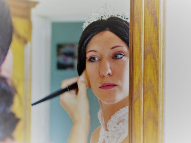 Le mariage de Christopher et Coralie à La Barre-en-Ouche, Eure 8