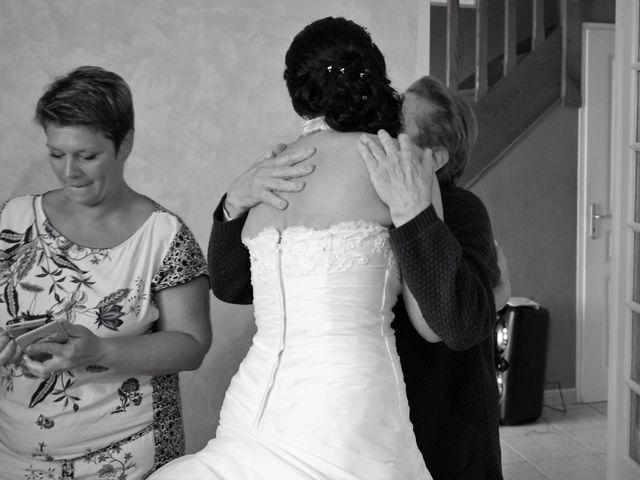 Le mariage de Christopher et Coralie à La Barre-en-Ouche, Eure 9