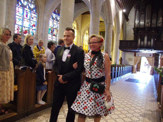 Le mariage de Christopher et Coralie à La Barre-en-Ouche, Eure 13
