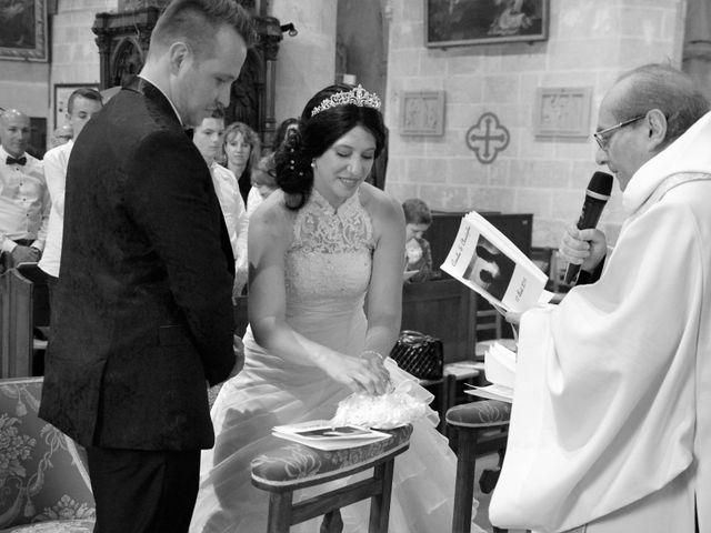 Le mariage de Christopher et Coralie à La Barre-en-Ouche, Eure 17