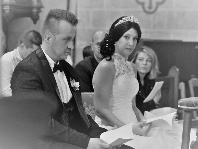 Le mariage de Christopher et Coralie à La Barre-en-Ouche, Eure 18
