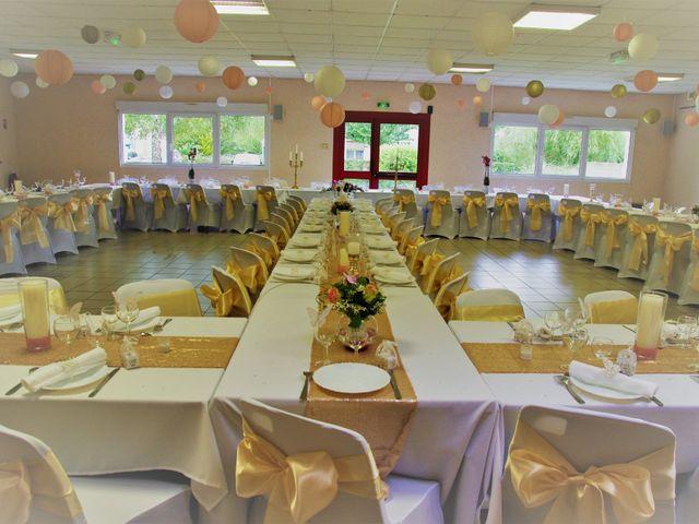 Le mariage de Christopher et Coralie à La Barre-en-Ouche, Eure 21