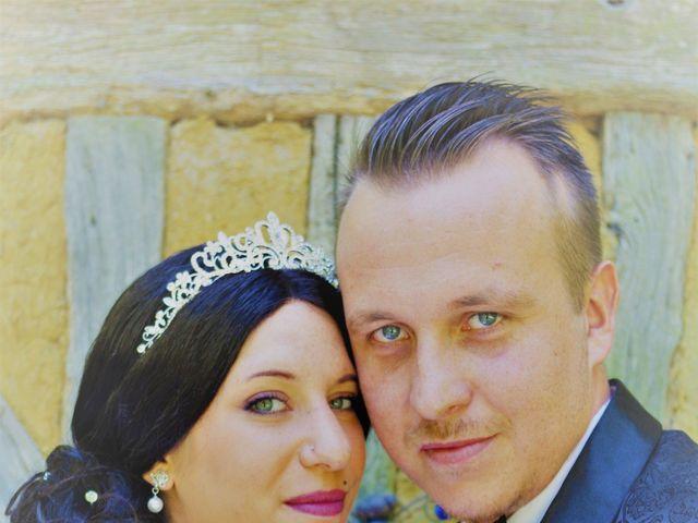 Le mariage de Christopher et Coralie à La Barre-en-Ouche, Eure 29