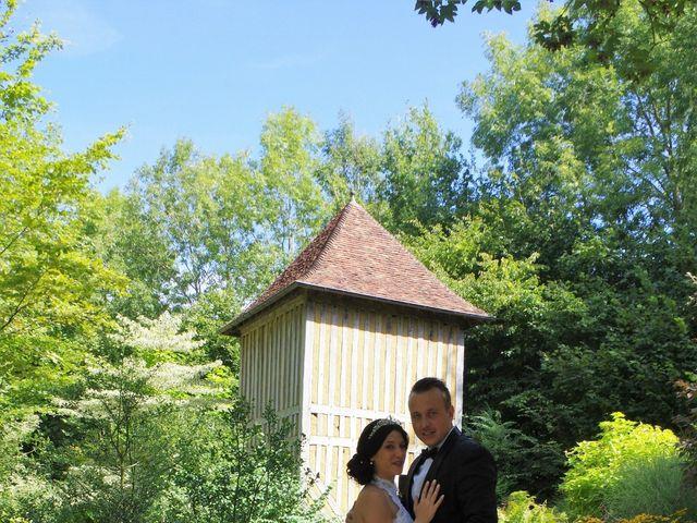 Le mariage de Christopher et Coralie à La Barre-en-Ouche, Eure 30
