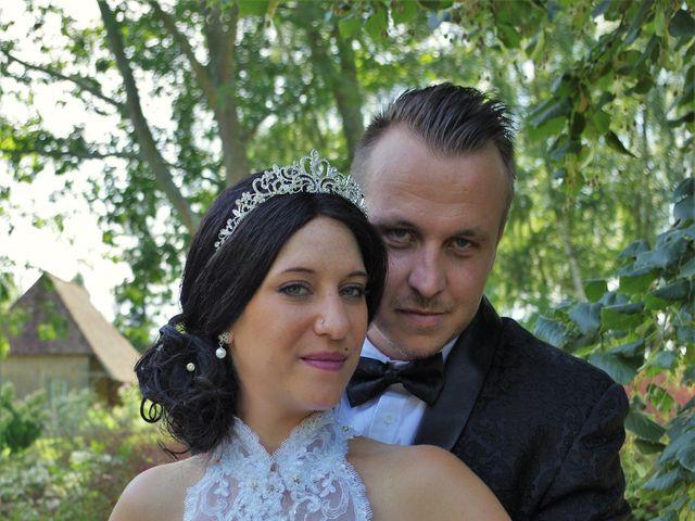 Le mariage de Christopher et Coralie à La Barre-en-Ouche, Eure 36