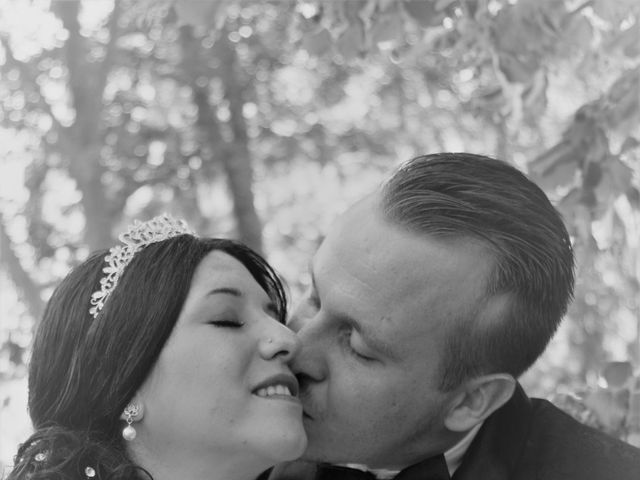Le mariage de Christopher et Coralie à La Barre-en-Ouche, Eure 37