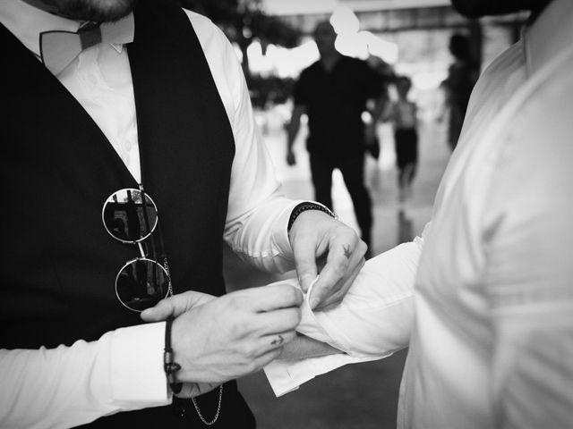 Le mariage de Johan et Christelle à Jujurieux, Ain 10