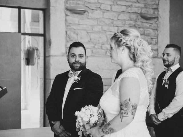 Le mariage de Johan et Christelle à Jujurieux, Ain 13