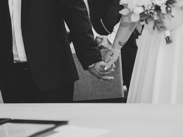 Le mariage de Johan et Christelle à Jujurieux, Ain 14