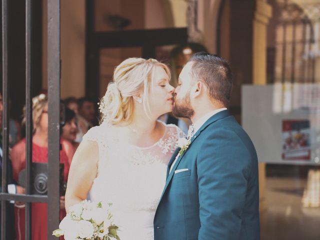 Le mariage de Johan et Christelle à Jujurieux, Ain 18