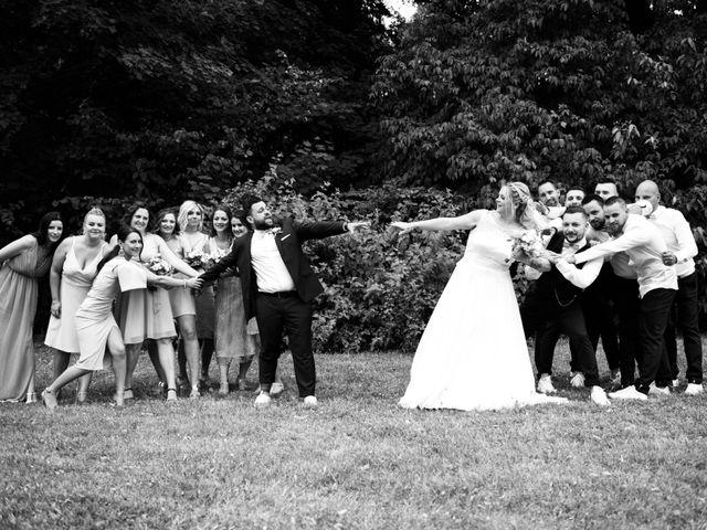 Le mariage de Johan et Christelle à Jujurieux, Ain 21