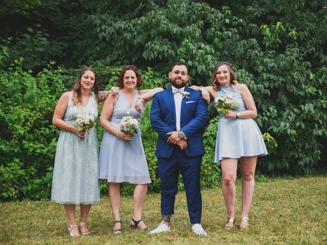Le mariage de Johan et Christelle à Jujurieux, Ain 25