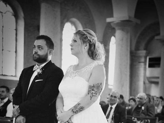Le mariage de Johan et Christelle à Jujurieux, Ain 30