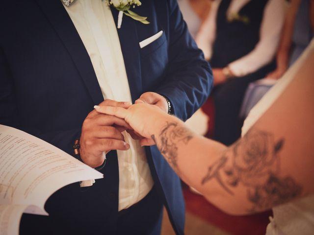 Le mariage de Johan et Christelle à Jujurieux, Ain 31