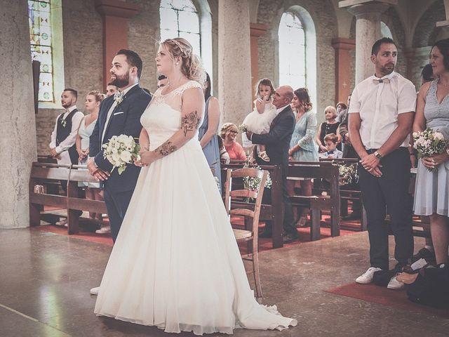 Le mariage de Johan et Christelle à Jujurieux, Ain 32