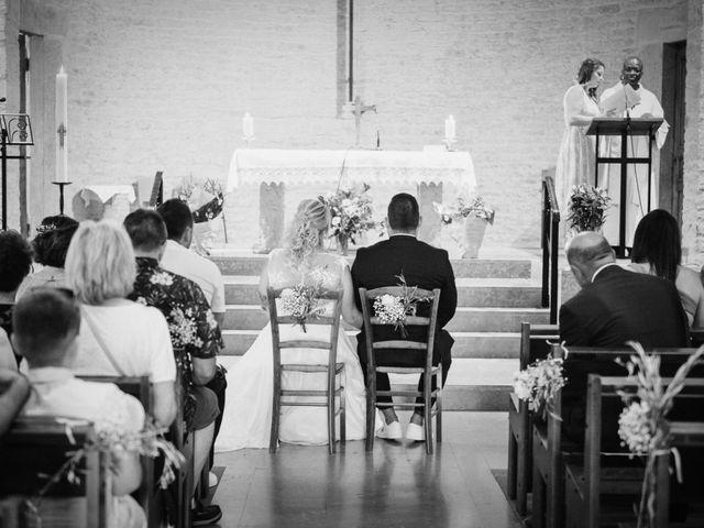 Le mariage de Johan et Christelle à Jujurieux, Ain 33