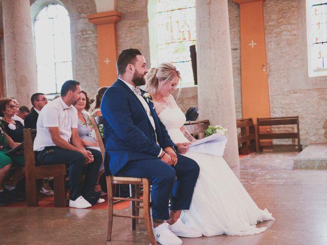 Le mariage de Johan et Christelle à Jujurieux, Ain 36