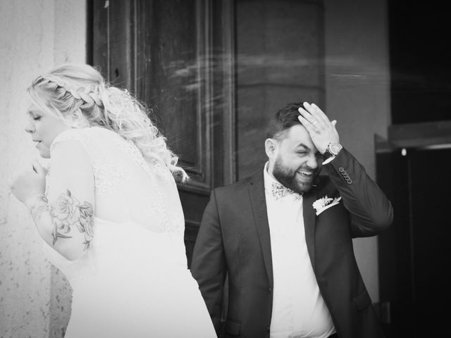 Le mariage de Johan et Christelle à Jujurieux, Ain 40