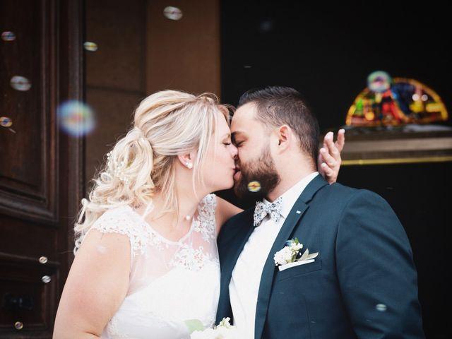 Le mariage de Johan et Christelle à Jujurieux, Ain 41