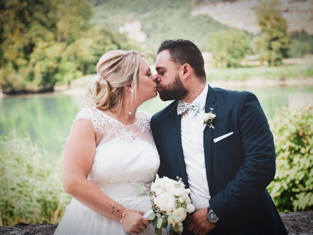 Le mariage de Christelle et Johan