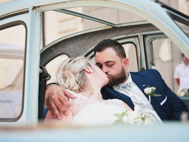 Le mariage de Johan et Christelle à Jujurieux, Ain 43