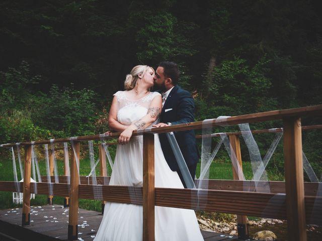 Le mariage de Johan et Christelle à Jujurieux, Ain 46