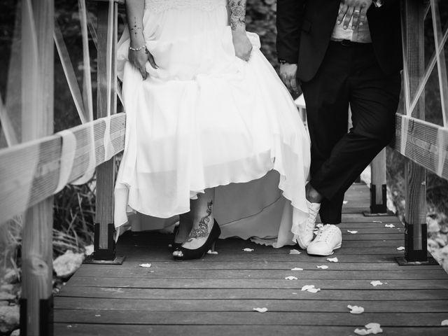 Le mariage de Johan et Christelle à Jujurieux, Ain 47