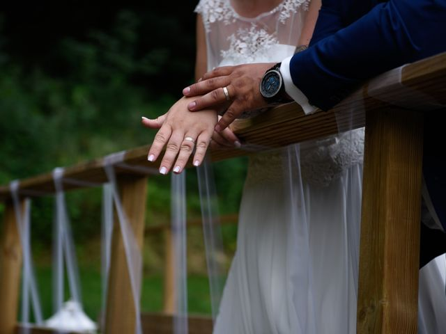Le mariage de Johan et Christelle à Jujurieux, Ain 50