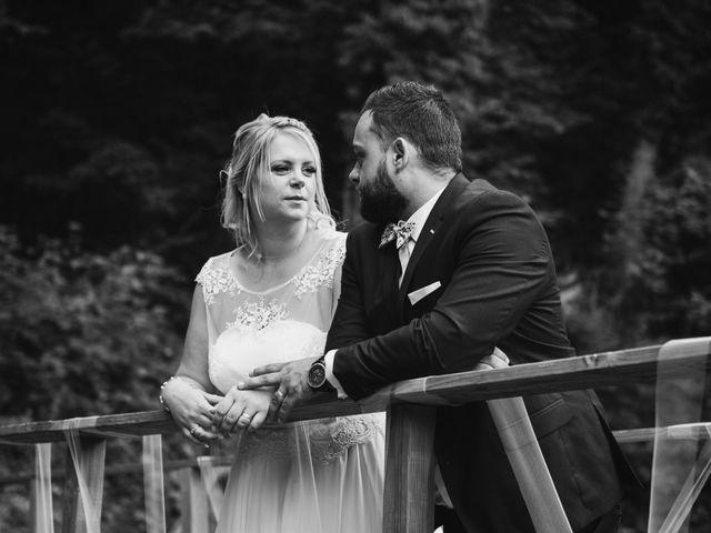 Le mariage de Johan et Christelle à Jujurieux, Ain 54