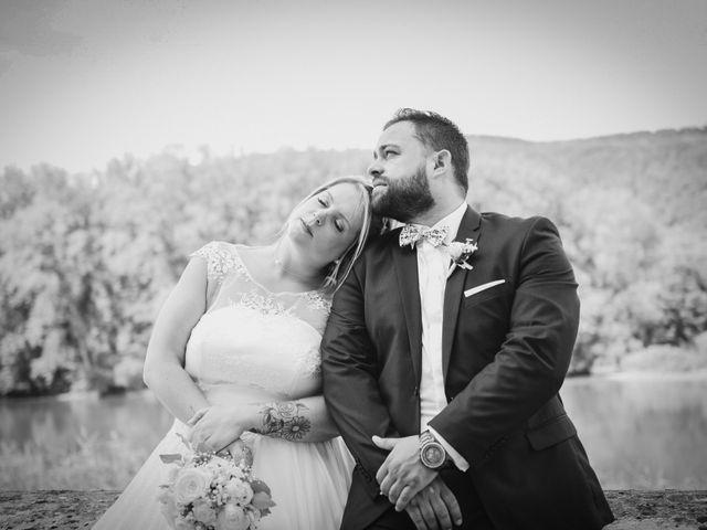 Le mariage de Johan et Christelle à Jujurieux, Ain 55