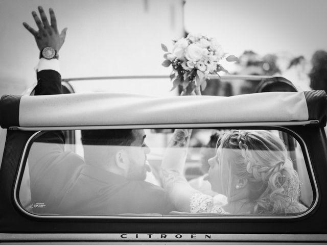 Le mariage de Johan et Christelle à Jujurieux, Ain 56