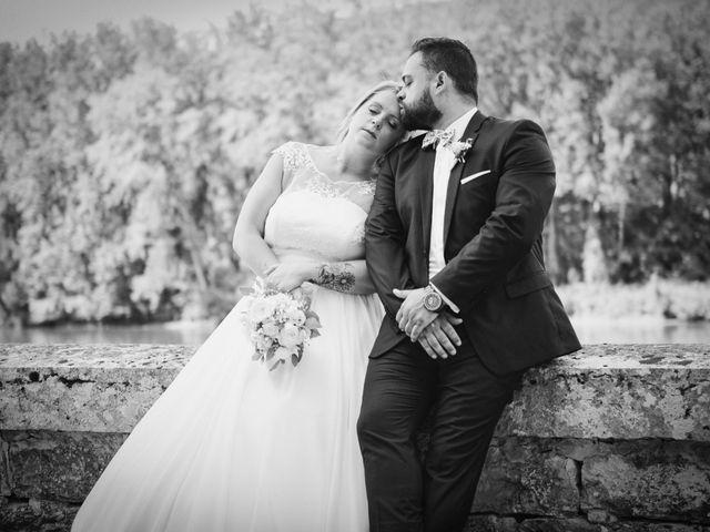 Le mariage de Johan et Christelle à Jujurieux, Ain 57