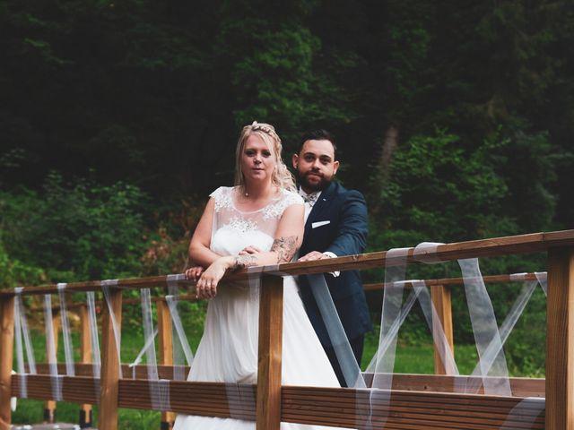 Le mariage de Johan et Christelle à Jujurieux, Ain 58