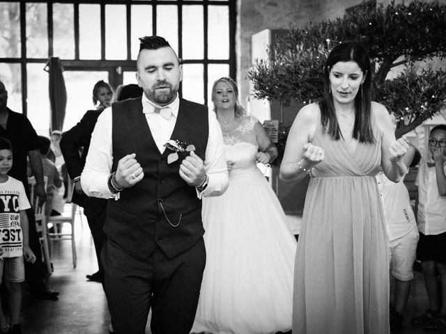 Le mariage de Johan et Christelle à Jujurieux, Ain 67