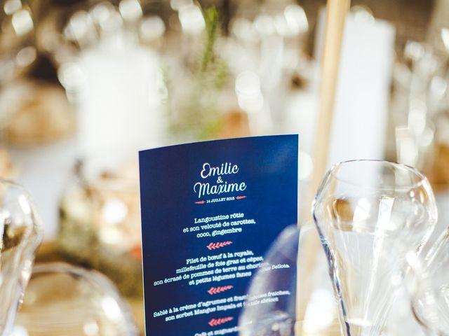 Le mariage de Maxime et Emilie à Caraman, Haute-Garonne 13