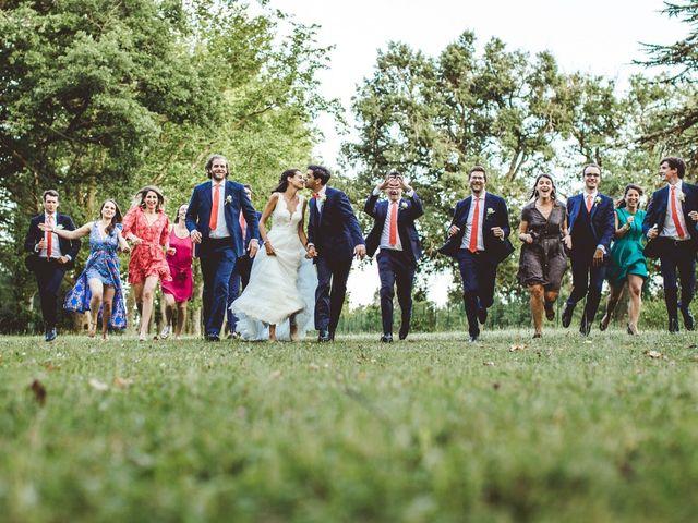 Le mariage de Maxime et Emilie à Caraman, Haute-Garonne 23