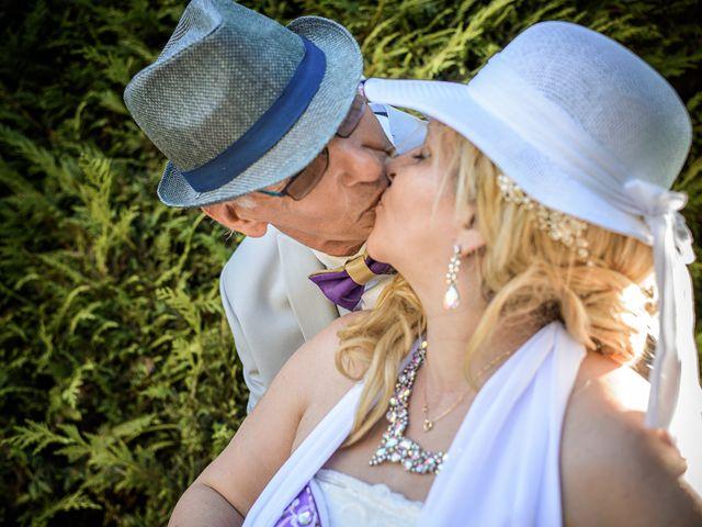 Le mariage de Eric et Yolha à Ouzouer-le-Marché, Loir-et-Cher 5