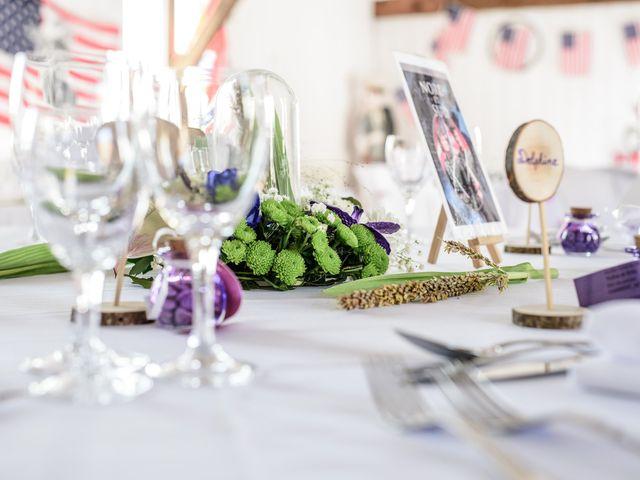 Le mariage de Eric et Yolha à Ouzouer-le-Marché, Loir-et-Cher 8