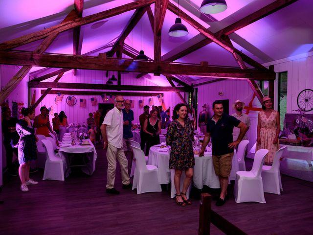 Le mariage de Eric et Yolha à Ouzouer-le-Marché, Loir-et-Cher 12