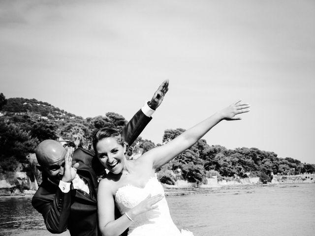Le mariage de Sebastien et Caroline à Le Revest-les-Eaux, Var 9