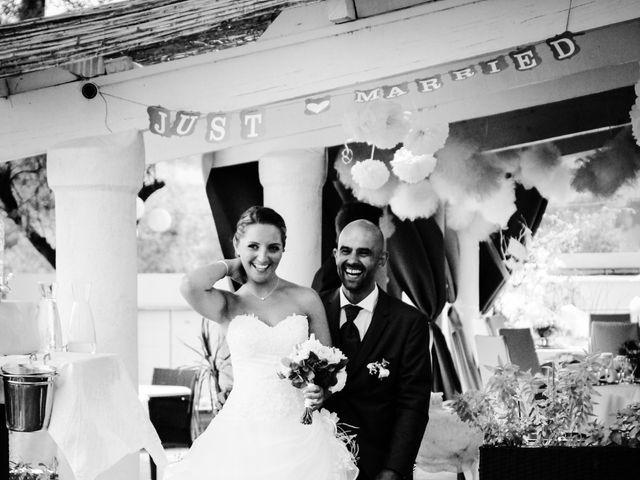 Le mariage de Sebastien et Caroline à Le Revest-les-Eaux, Var 13